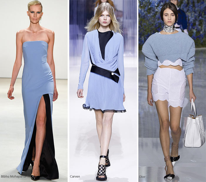 Spring/ Summer 2016 Color Trends: Serenity