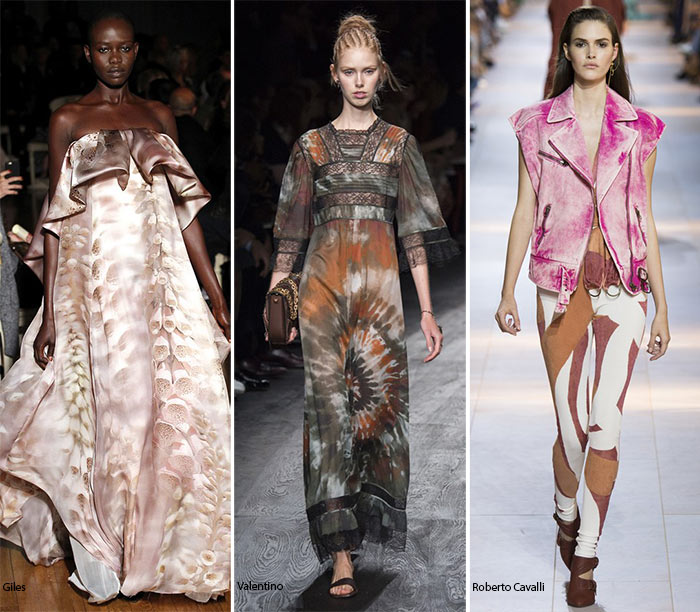 Spring/ Summer 2016 Print Trends: Graphic Marble Patterns