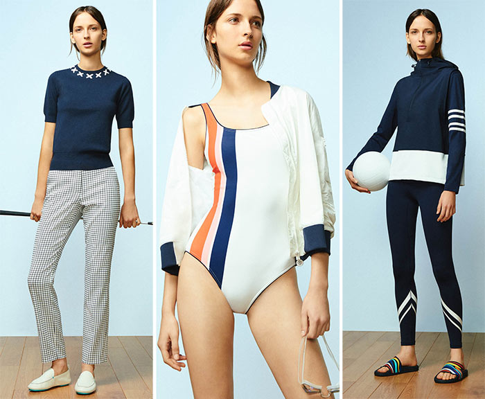 Tory Sport by Tory Burch Spring 2016 Collection