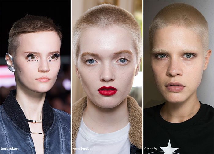 Spring/ Summer 2016 Hairstyle Trends: Buzz Cuts