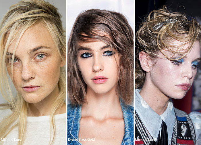 Spring/ Summer 2016 Hairstyle Trends: Grunge Hairstyles