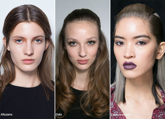Spring/ Summer 2016 Hairstyle Trends: Half-Up Half-Down Hairstyles