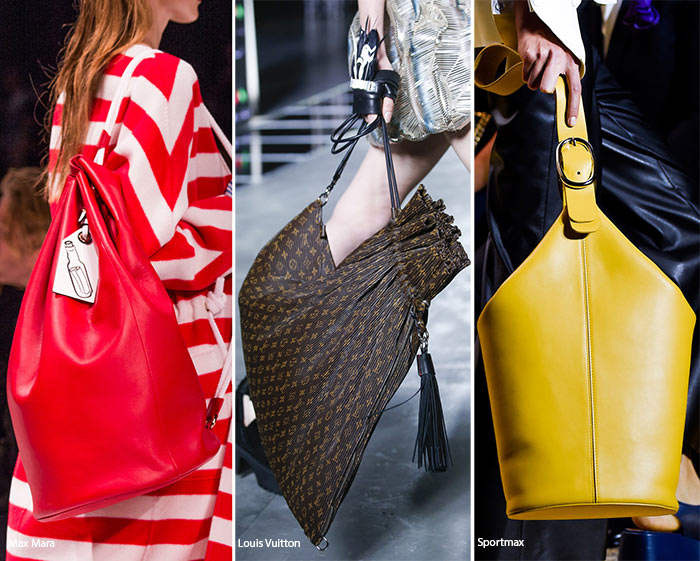 Spring/ Summer 2016 Handbag Trends: Large Roomy Bags