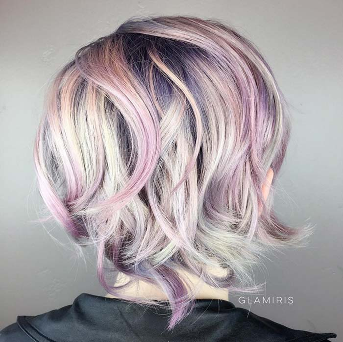 Short Hairstyles for Women: Short Tousled Bob