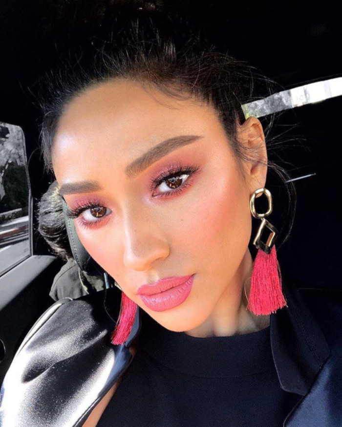 Pretty Summer Makeup Looks To Steal From Celebs Shay Mitchell
