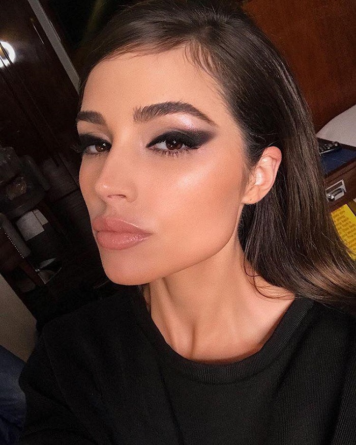 Coolest Feline Flicks of the Season to Copy from Stars Olivia Culpo