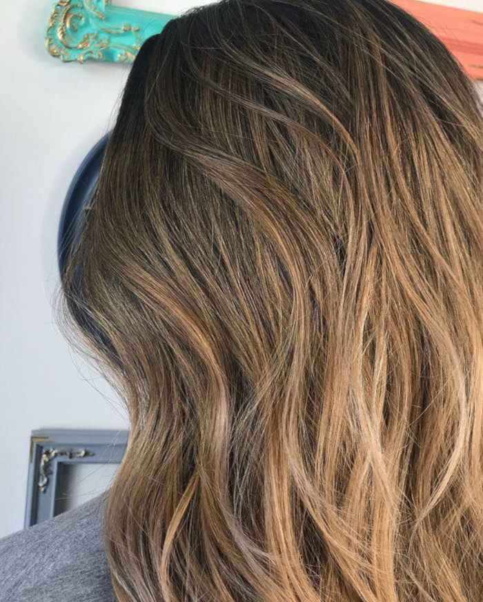 Strandlights Are The Trendiest Way to Highlight Your Hair This Summer