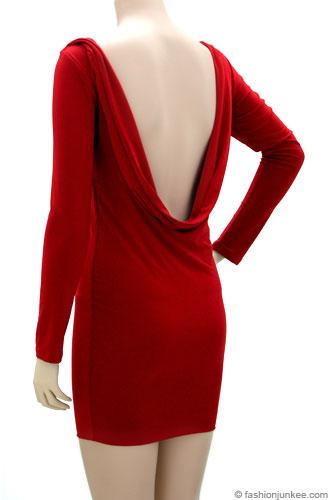 Jersey Knit Dresses 3 4 Sleeve