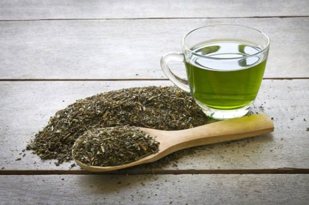 Green Tea as Natural Medicine For Memory Loss