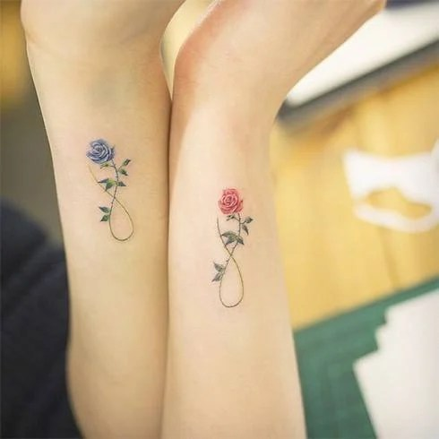 20 Infinity Tattoos That You Can Never Say No To - crazyforus