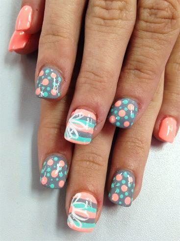 30 Beautiful Nail Art Designs Just For You - Hello Pretty ...
