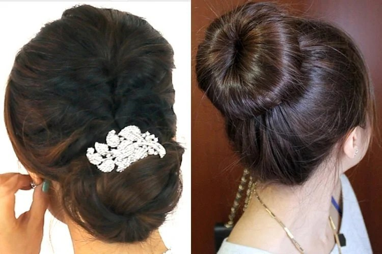Oily Hair Bun Hairstyles Now Its Pretty Easy To Hide