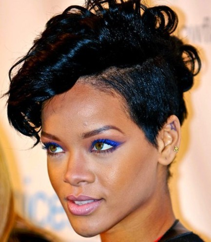 Rihanna Hairstyles Loaded With Love Spunk And Sassiness