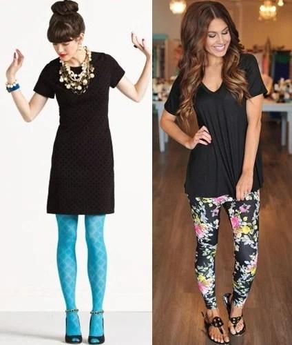 Black Dress Accessories Color