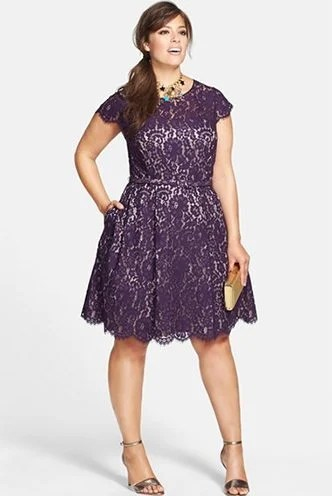 Be Proud And Dress Chic With Our Fashion Tips For Fat Women