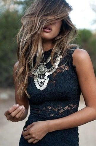 Little Black Dress Accessories Ideas