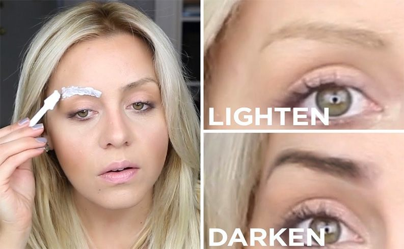 How To Bleach Eyebrows Tips And Tricks To Help You Out
