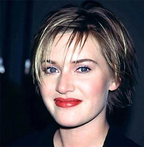 down the memory lane with kate winslet hairstyles