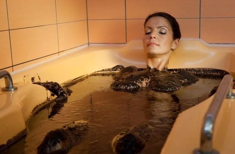 Taking Bath When Pregnant