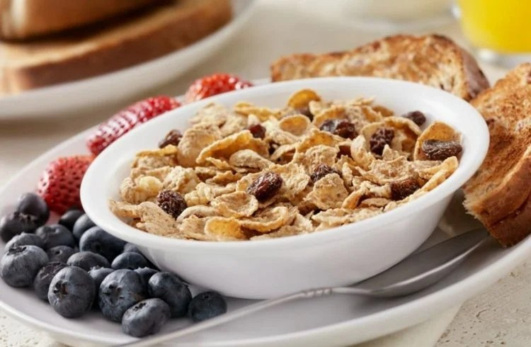 Big Breakfast for Lose 40 Pounds