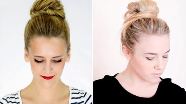 25 gorgeous hairstyles for dirty hair that needs least touch