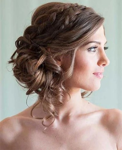30 super gorgeous bridesmaid hairstyles that would wow the guests at the wedding