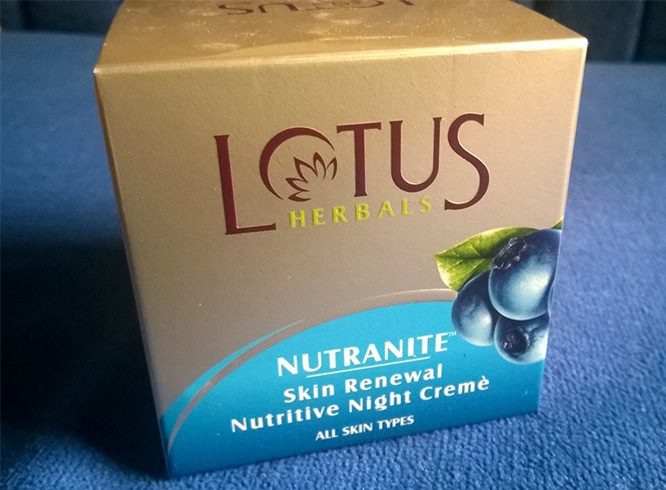 Lotus Cream Daily Use