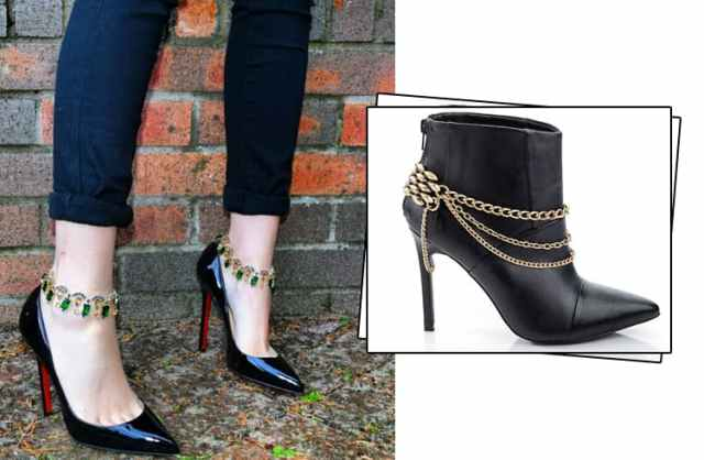 Anklets With Western Outfits