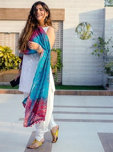 Ethnic clothes for Holi