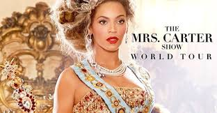 The Mrs Carter Show Medellin – Que ponerse?