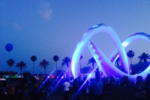 Music is the answer, día 2 Coachella #equippedtorock