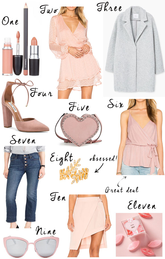 11 Valentine's Items You Can Wear Again & Again
