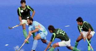 South Asian Games Hockey Pakistan Beat India the Final South Asian Games Hockey Pakistan Beat India the Final indias sardar singh dribbles past pakistani player during their pool b hockey match at 17th asian games in incheon
