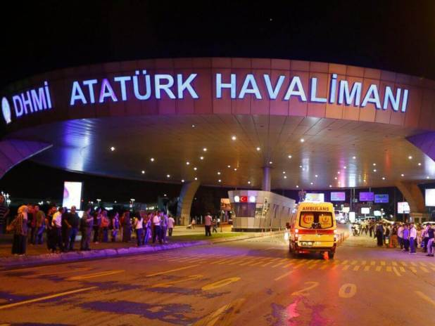Turkish city of Istanbul Ataturk International Airport Attack turkish city of istanbul ataturk international airport attack Turkish city of Istanbul Ataturk International Airport Attack rtr turkish airport attack 02 jc 160628 4x3 992