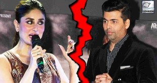 Kareena Kapoor and Karan Johar Angry Kareena Kapoor and Karan Johar Angry Kareena Kapoor and Karan Johar Angry