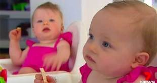The twins syrupy and Olivia was conceived 10 months prior two times within ten days pregnant woman Two Times within Ten Days Pregnant Woman SACASCSA
