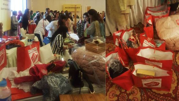 the-rush-near-the-counters-was-insane lahore biggest charity sale and this is what went down Lahore biggest charity sale and this is what went Down The rush near the counters was insane