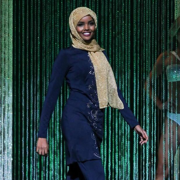 symbol-that-we-wear Young Halima Aden First Usa Hijab Wearing to Miss Minnesota Young Halima Aden First Usa Hijab Wearing to Miss Minnesota symbol that we wear