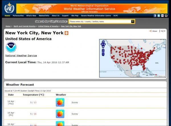 World Weather weather underground website for ten information Weather Underground Website Free Information World Weather