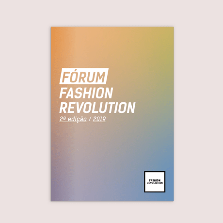 Fórum Fashion Revolution 2019