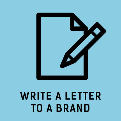 Guide: How to write a letter to a brand