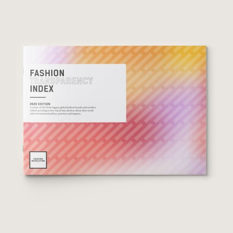 2020 Fashion Transparency Index