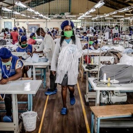 Os impactos do COVID-19 nas relações de trabalho: a uberização da moda