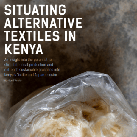 Situating Alternative Textiles in Kenya