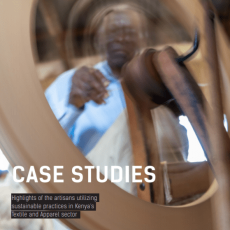 Case Studies: Highlights of the artisans utilizing sustainable practices in Kenya's Textile and Apparel sector