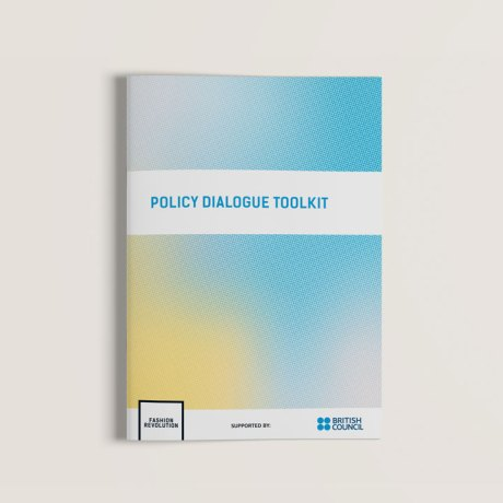 POLICY DIALOGUE TOOLKIT