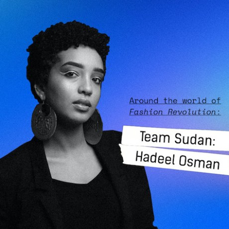 Fash Rev Sudan's Hadeel Osman is Named 100 Most Influential Young Africans
