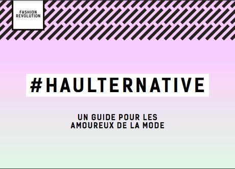 Try a #haulternative (français)