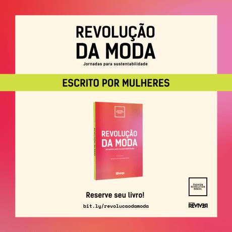 Conheça o primeiro livro do Fashion Revolution Brasil!