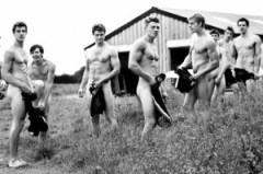 Naked Rowers of Warwick